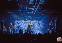 Концерт Annihilator в Петербурге