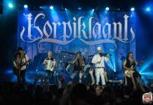 Концерт Korpiklaani в Петербурге