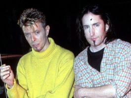 Кавер Nine Inch Nails — Life on Mars