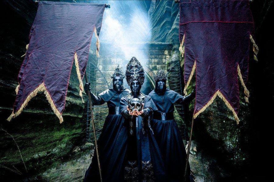 Переиздание альбома Behemoth — I Loved You At Your Darkest