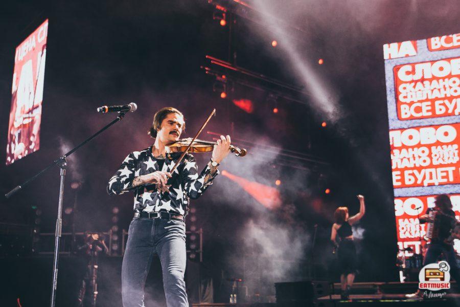 Концерт The Hatters в ЦСКА Арене 07.12.19: репортаж, фото