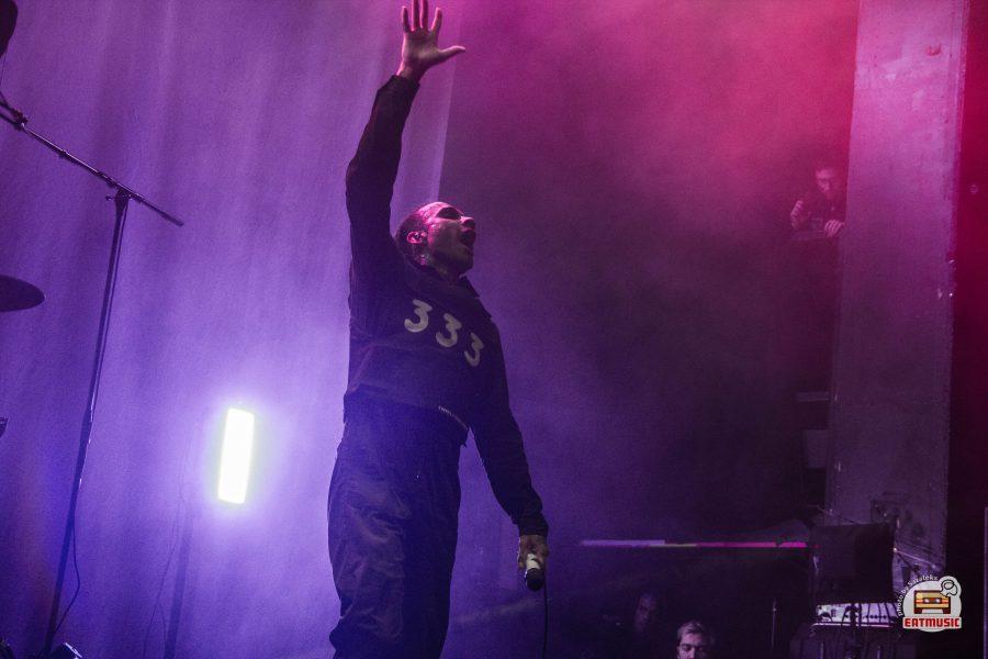Концерт Fever 333 в ГЛАВCLUB GREEN CONCERT 27.11.19: репортаж, фото