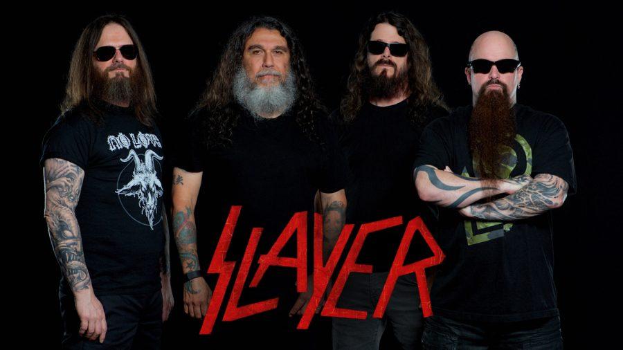 Slayer завершили свою карьеру