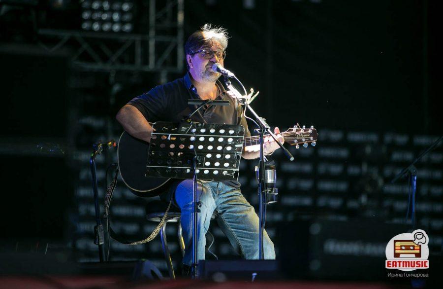 Юбилейный тур «ДДТ» — 40 лет легендарной группе