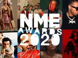 номинанты NME Awards 2020