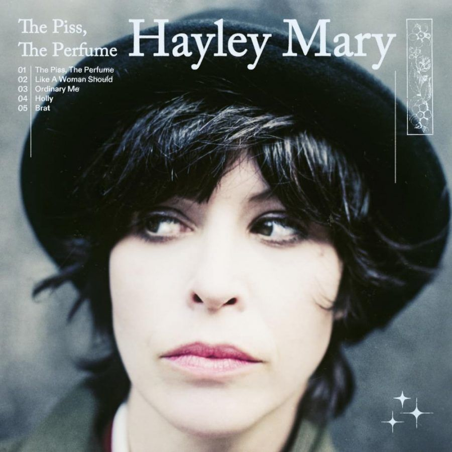 EP Hayley Mary - The Piss, The Perfume: рецензия