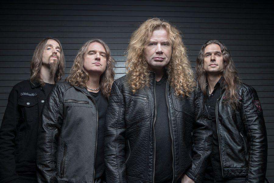 Megadeth возвращается в новом туре MegaDeathPunch