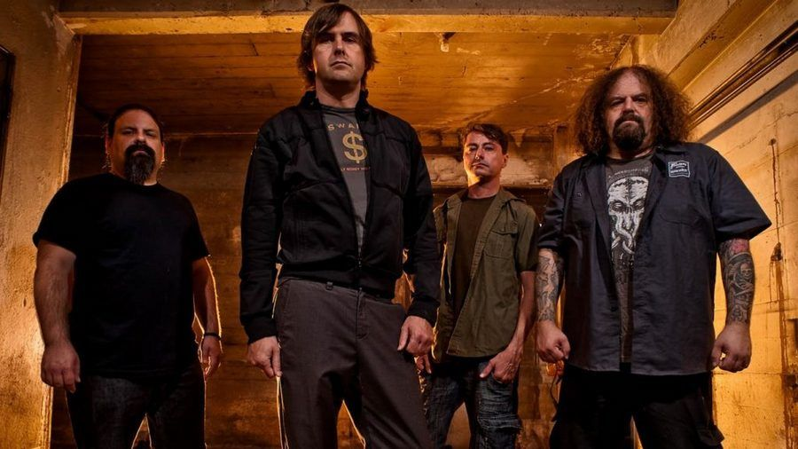 NAPALM DEATH — Logic Ravaged By Brute Force