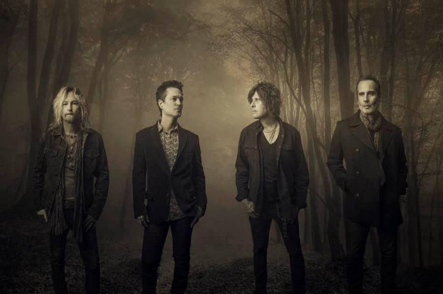 Новый альбом Stone Temple Pilots – Perdida