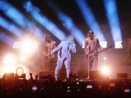 Российская часть тура Lindemann
