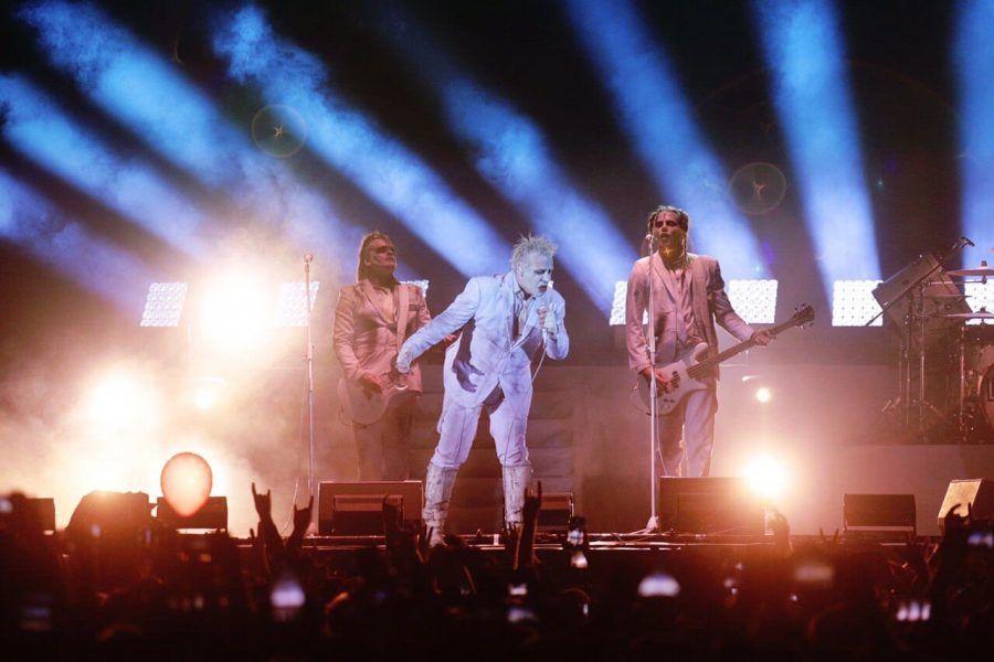 Концерт Lindemann