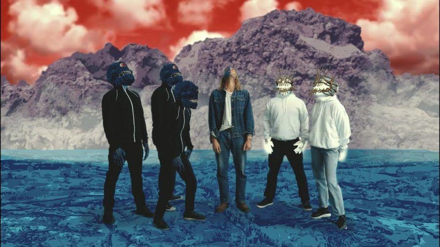 Альбом AWOLNATION — Angel Miners & the Lightning Riders рецензия