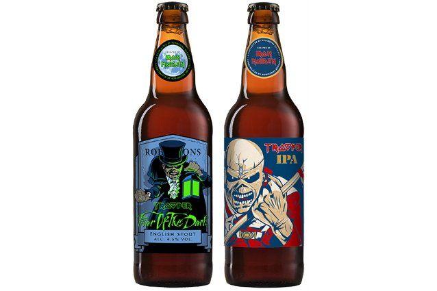 Пиво от Iron Maiden