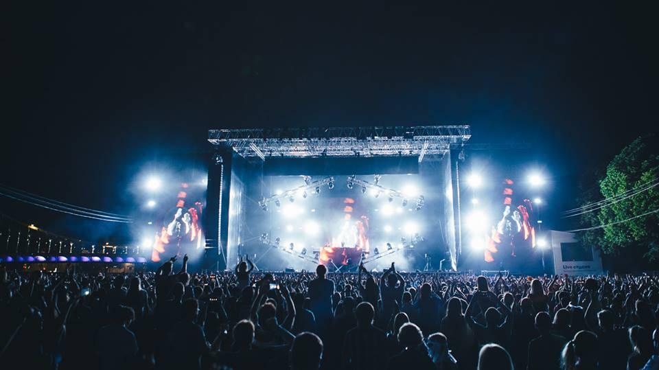 Отмена Park Live 2020