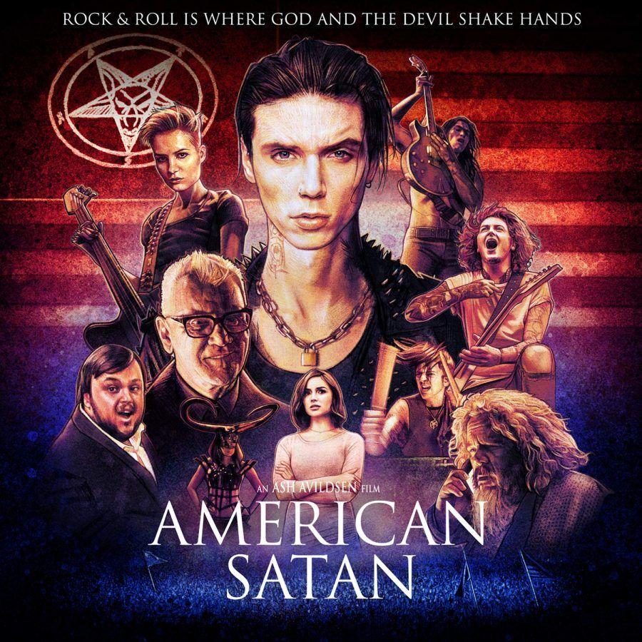 Смотреть American Satan