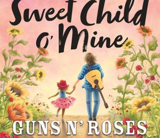 Новая книга от Guns N' Roses - Sweet Child O' Mine