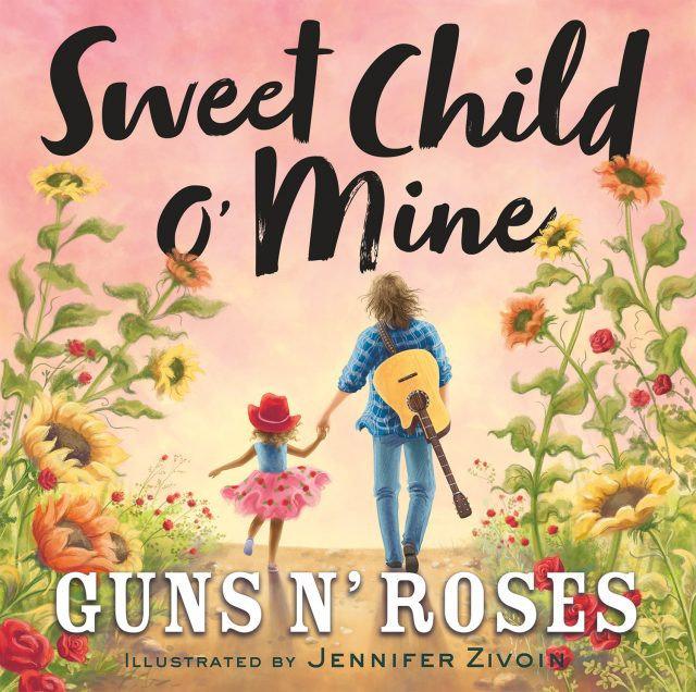 Новая книга от Guns N' Roses - Sweet Child O' Mine