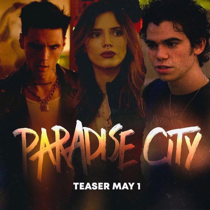 Смотреть новый сериал Paradise City
