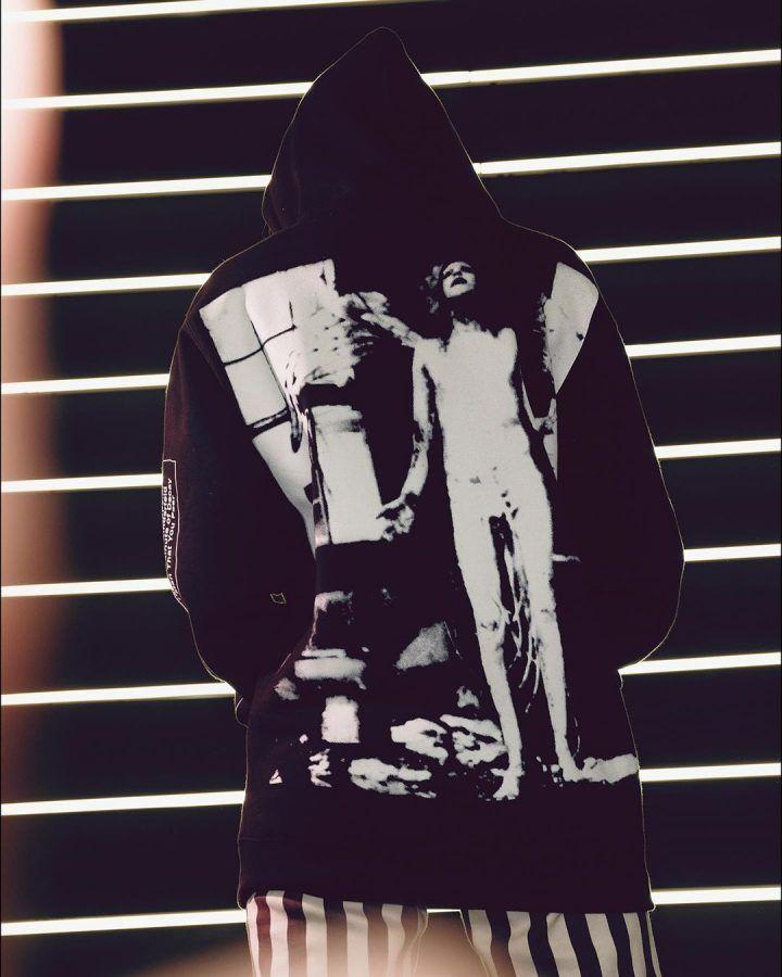 Pleasures выпустили коллекцию одежды с Мэрилином Мэнсоном