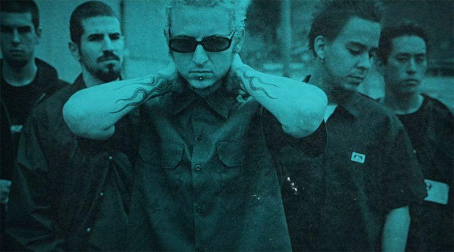 Новая песня от Linkin Park - She Couldn't