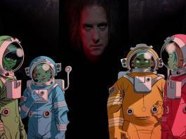 Gorillaz и Роберт Смит записали песню Strange Timez