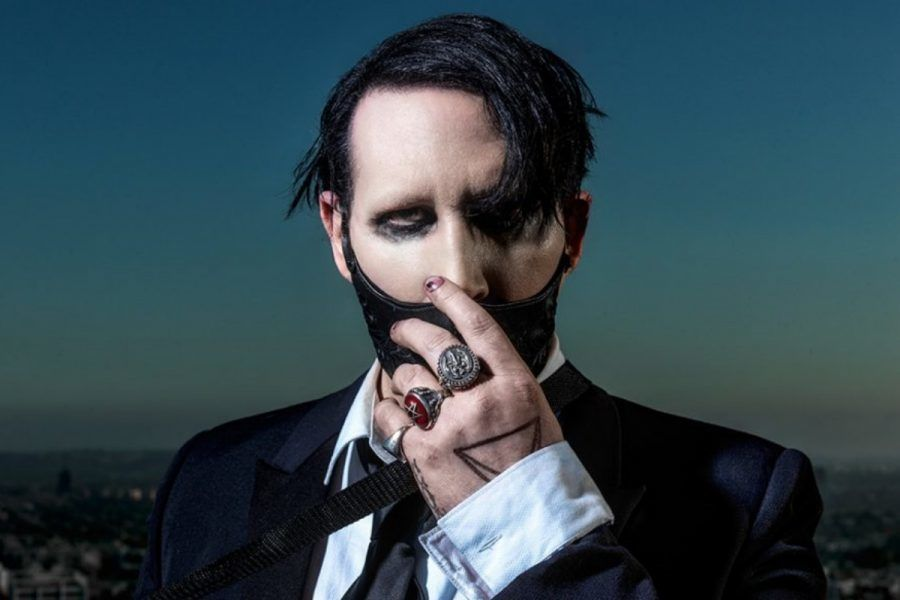 альбом Marilyn Manson – We Are Chaos