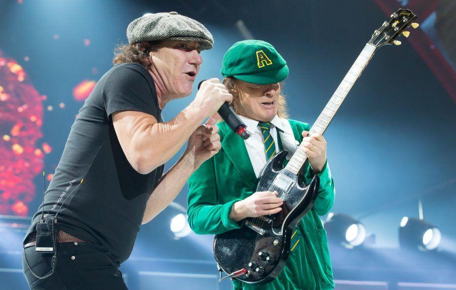 AC / DC подтвердили возвращение Брайана Джонсона, Клиффа Уильямса, Фила Радда