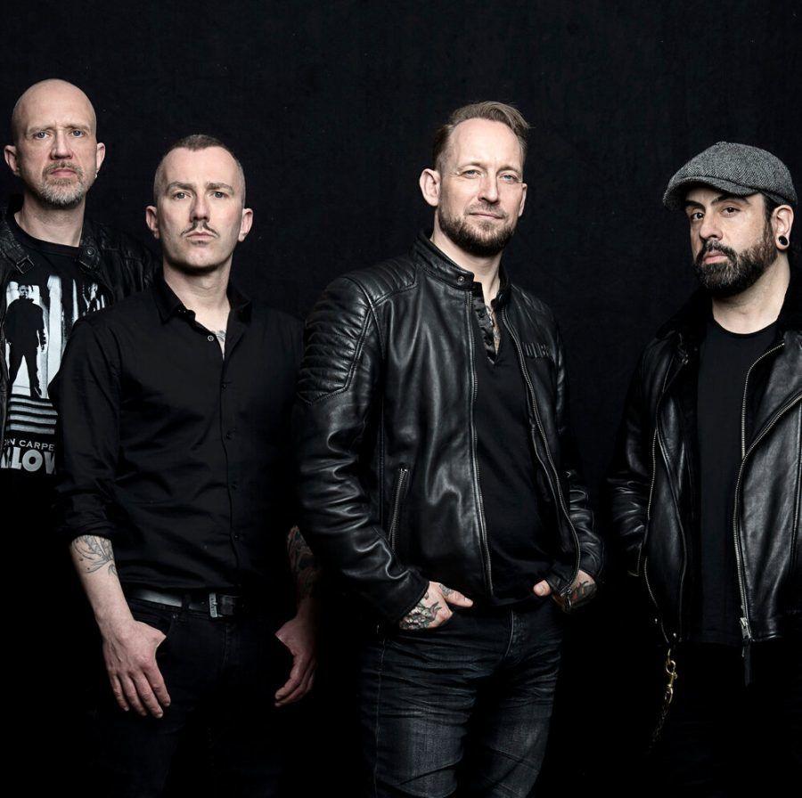 Релиз Volbeat — Rewind, Replay, Rebound: Live In Deutschland
