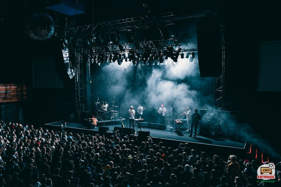 The Retuses в Главclub Green Concert