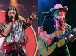 Karen O & Willie Nelson - Under Pressure