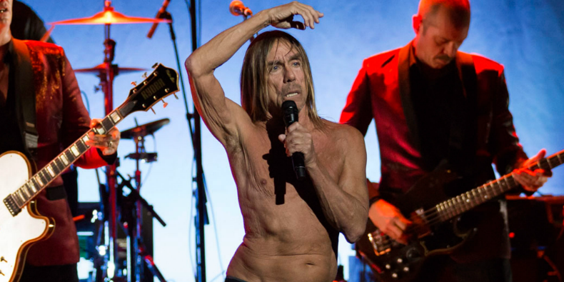 Новинка Iggy Pop - Dirty Little Virus