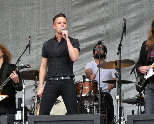 Новый альбом The Killers выйдет уже скоро