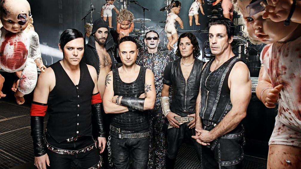 Музыканты Rammstein