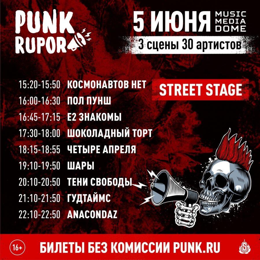 Фестиваль PunkRupor-2021