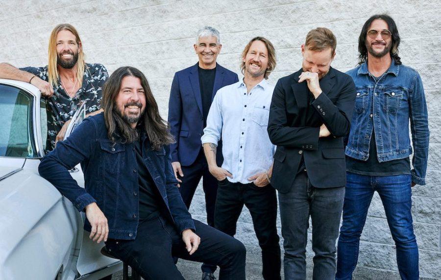 Foo Fighters стали мировой иконой
