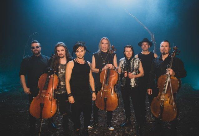 Rasmus и Apocalyptica выпустили совместный сингл