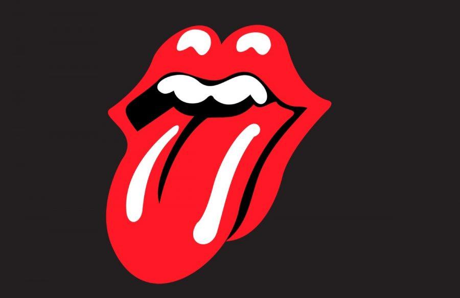The Rolling Stones изменили цвет логотипа