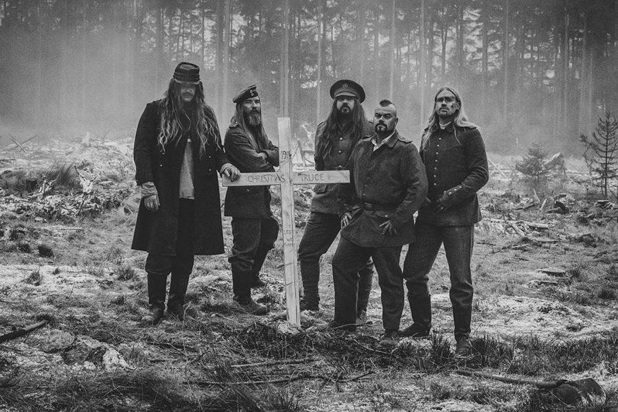 Новый альбом группы Sabaton