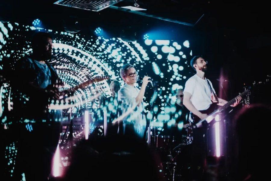 презентация нового альбома группы Сурганова и Оркестр